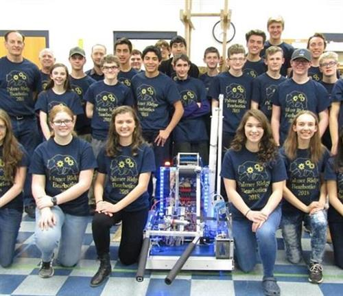 PRHS Bearbotics Team