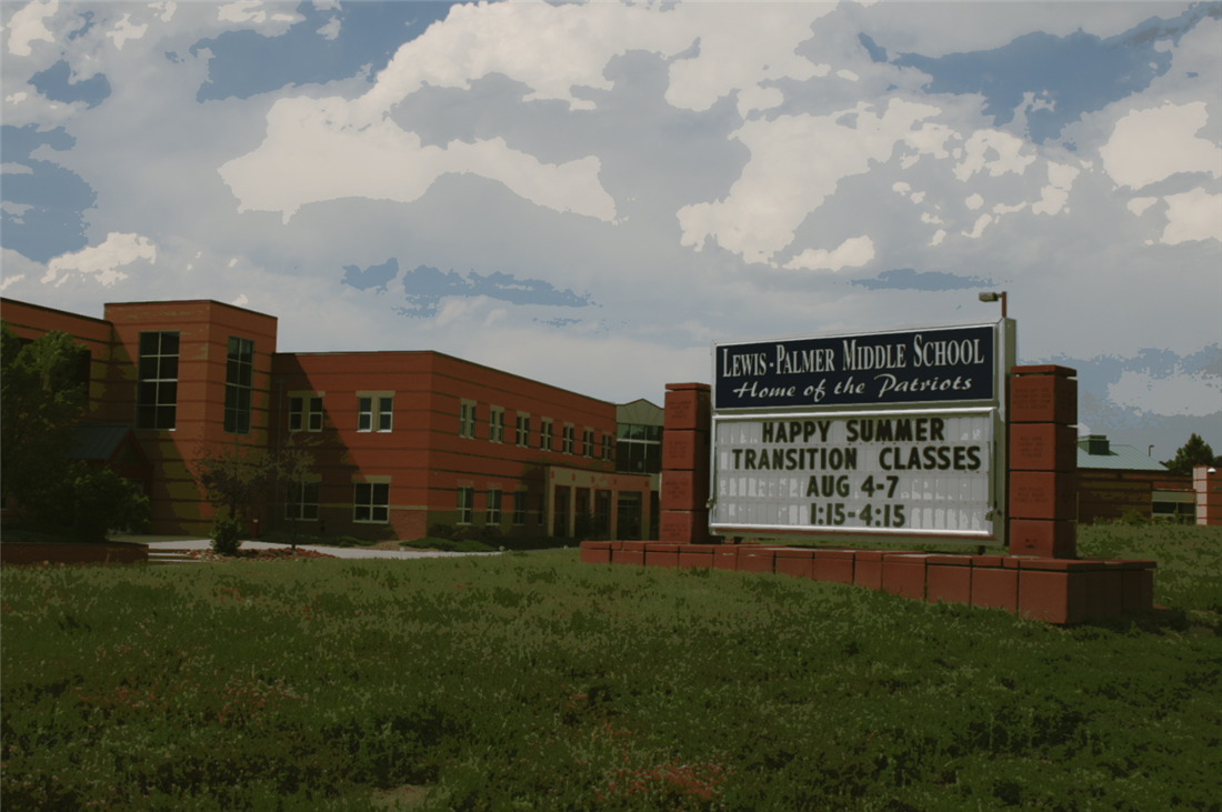 Lewis-Palmer Middle School Overcrowding