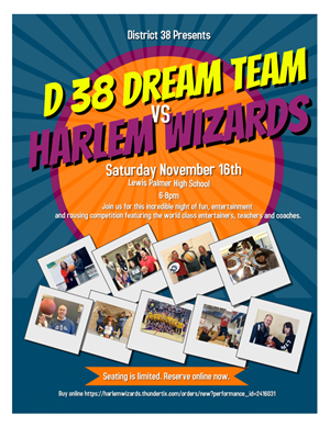 Wizards Flyer