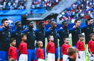 2018 French National Soccer Team