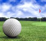 Golf ball graphic