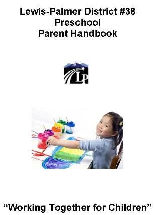 Preschool Parent Handbook