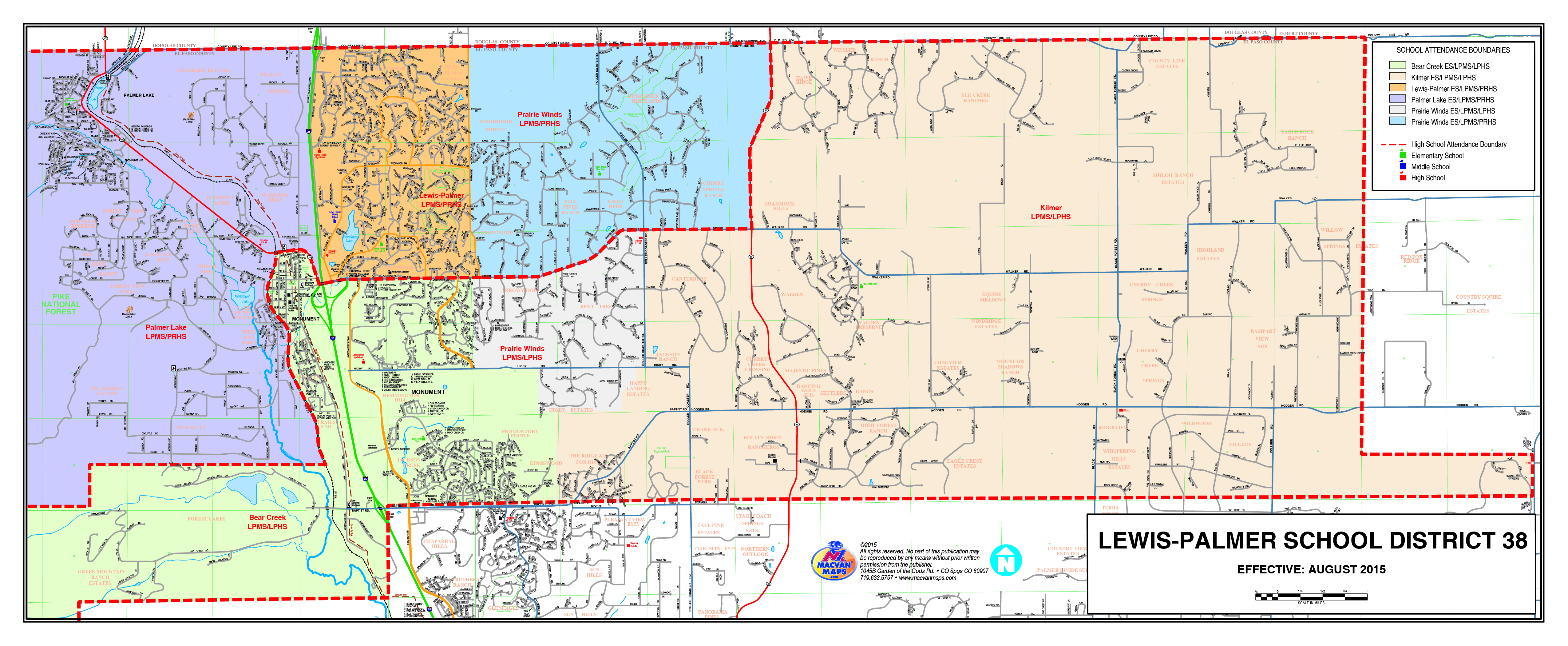 District Overview and Maps / Attendance Boundaries and Non ...